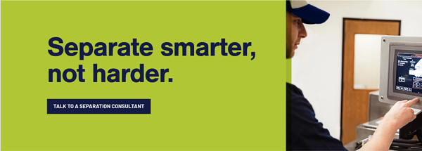 Separatre smarter, not harder.