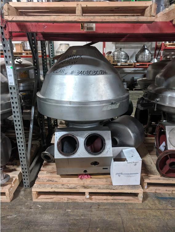 DMRPX 618 HGV (Serial #4081307)