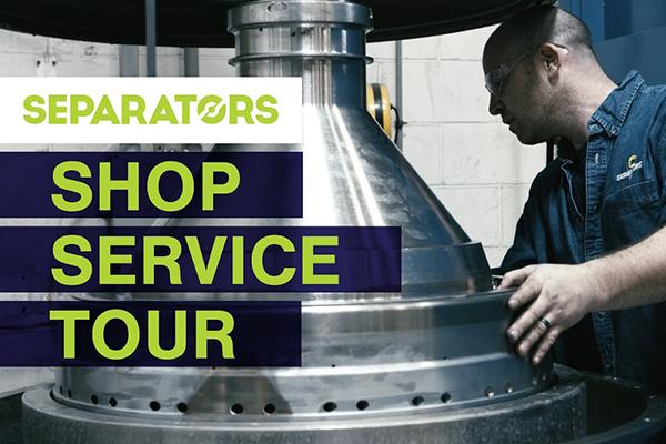 Shop Service Tour