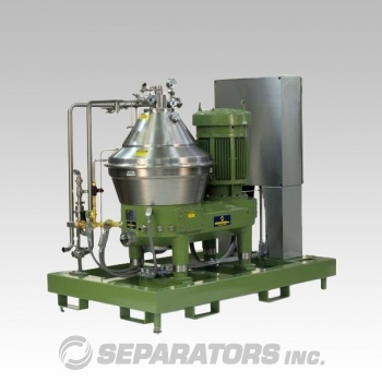 Westfalia SC35 Beer Clarifier